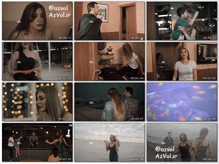 دانلود موزیک ویدیو آذربایجانی جدید Aqsin Fateh به نام Leysan